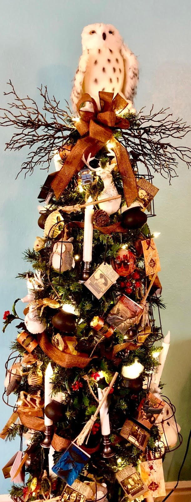 23 Christmas Tree Theme Ideas Elf By Stealth