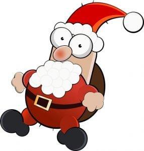 Santa Limbo Christmas Game