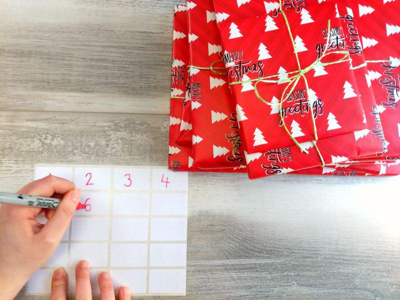 Story Book Advent Calendar