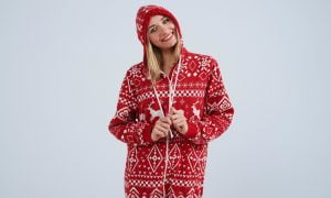 funniest christmas pajamas