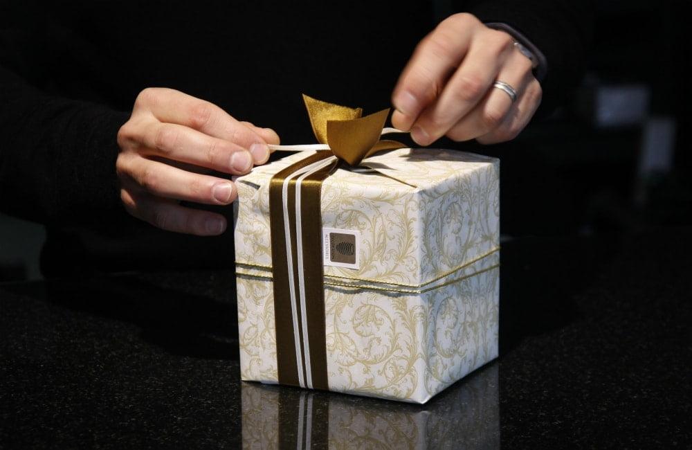 pollyanna gift swap