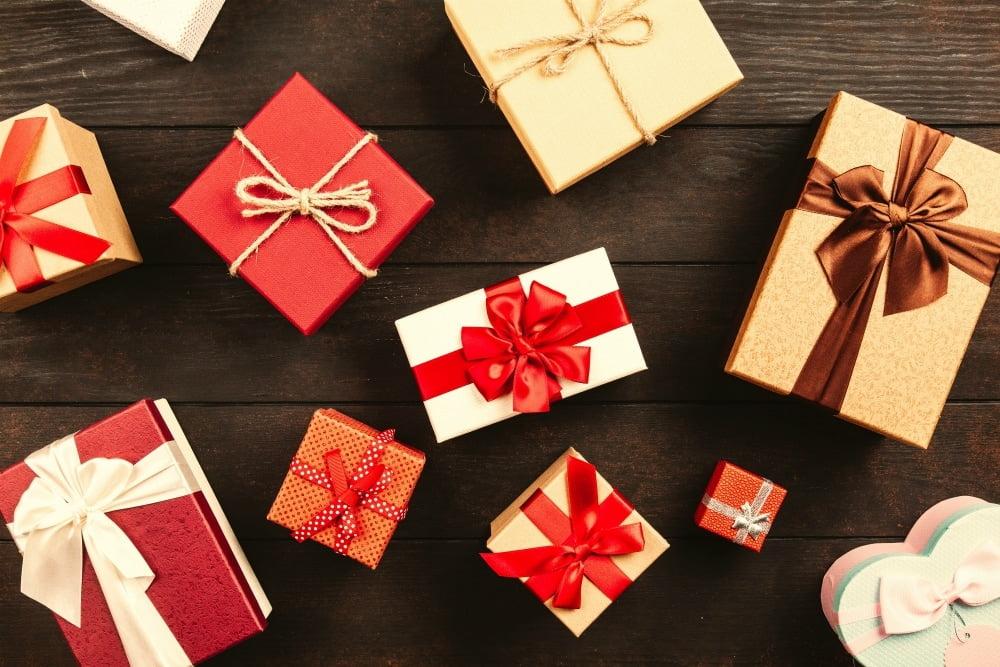 fun ways to do a gift exchange